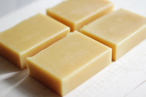 CITRUS & YLANG shea + carrot soap