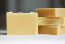 Load image into Gallery viewer, CARROT & SHEA Nourishing Natural Soap, with citrus & ylang ylang.