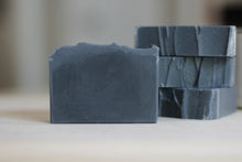 Load image into Gallery viewer, CHARCOAL & TEA TREE Clarifying Activated Charcoal Soap [wholesale]
