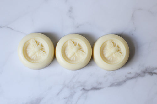 Lavender Honey Lotion Bar - Nat Botanicals