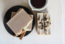 Load image into Gallery viewer, { Pre-Order } Maple & Cinnamon, Coconut Milk Soap - Nat Botanicals