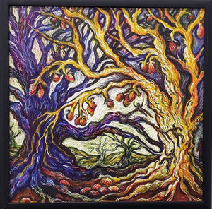 """Tree Series #6"" by Dara Larson"