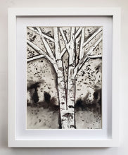 "Load image into Gallery viewer, ""The Crying Birch"" by Dan Herro"