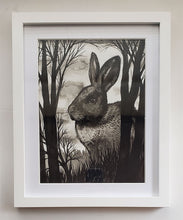 "Load image into Gallery viewer, ""The Rabbit"" by Dan Herro"