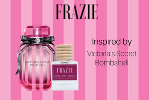 Frazie  Inspired by: Victoria's Secret - Bombshell 10ml x 2