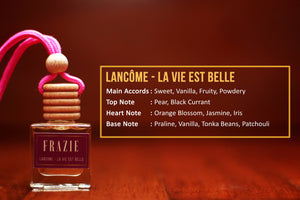 Frazie  Inspired by: Lancome - La Vie Est Belle 10ml x 2