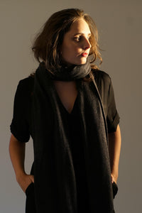 Silke  Wrap-  made to suit every outfit, every complexion, every size