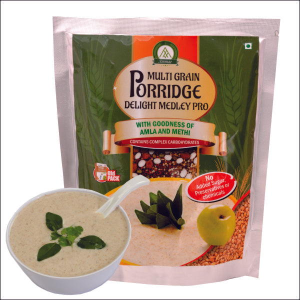porridge for adults