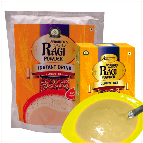 Ragi wean Mix or Ragi porridge for babies
