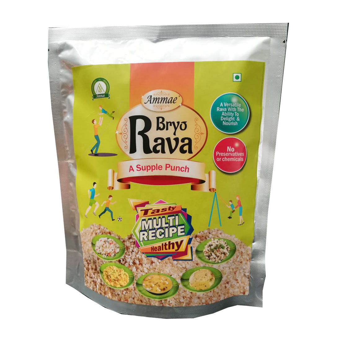 Bryo Rava - Multi recipe product