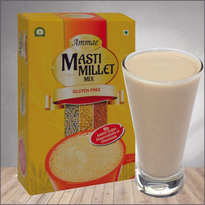 Ammae Masti Millet Mix, Millet Porridge, Nutrition for Women