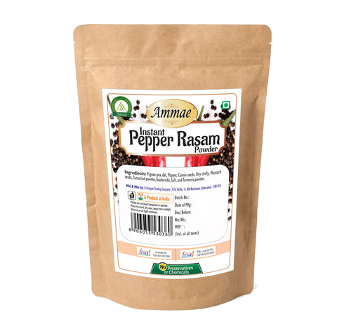 Ammae Instant Pepper Rasam powder