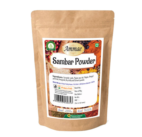 Ammae Sambar powder