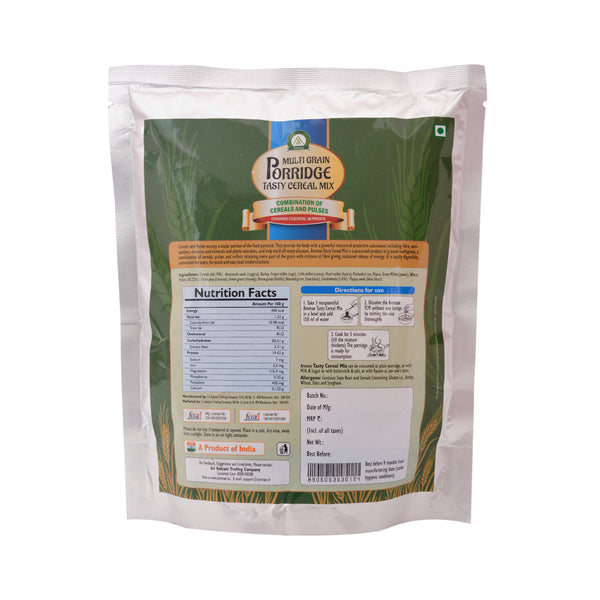 Ammae Multigrain Porridge Tasty Cereal Mix (For General Nutrition)