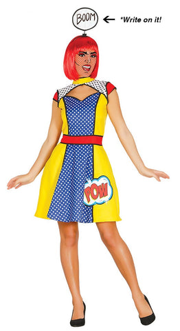 60s pop art costume