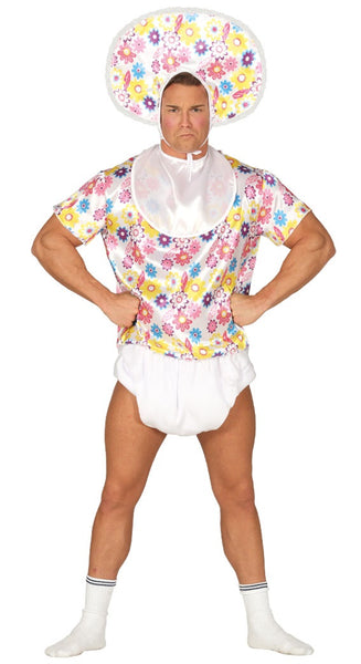 Adult big baby costume