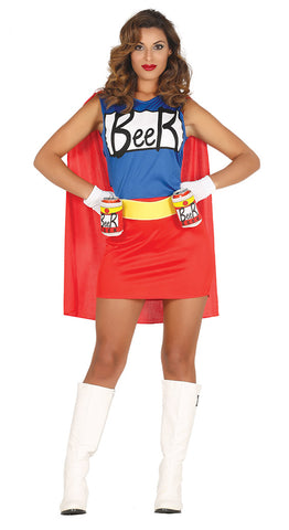 Beer Woman costume