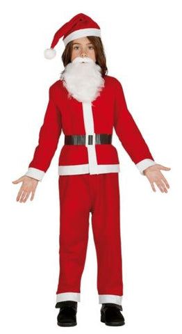 Boy's' Santa Claus Costume