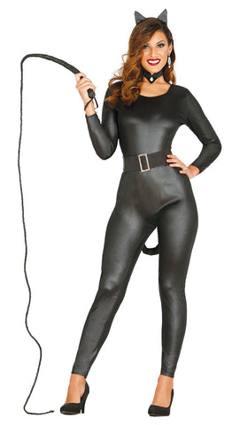 Classic catwoman costume