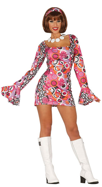 Dancing disco queen costume