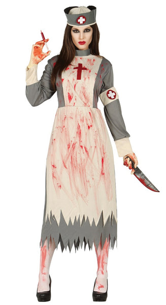 Dead retro nurse costume
