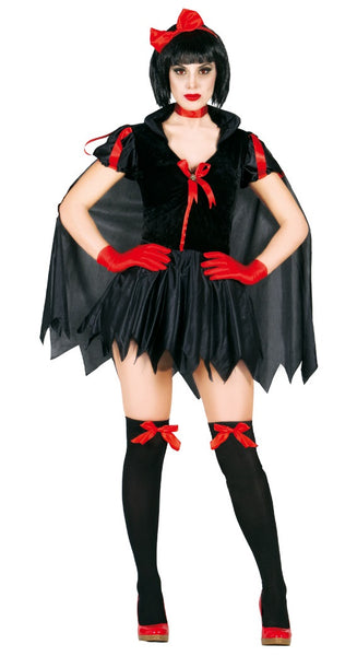 Black evil Snow White costume
