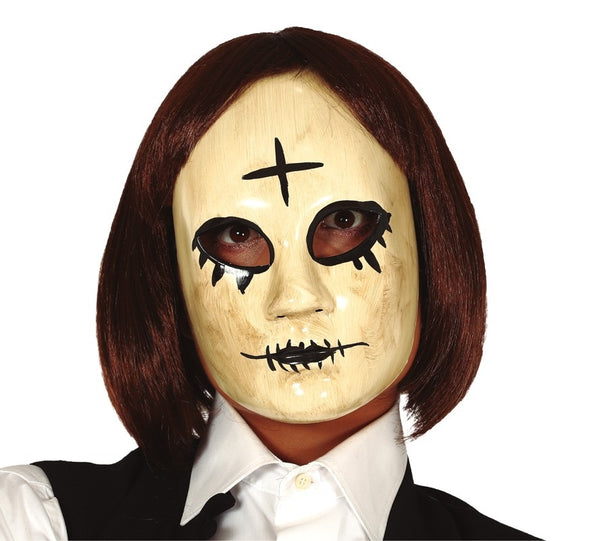Female Purge 2 cross mask