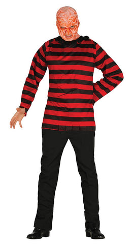 Adult Men's Freddy Krueger Costume