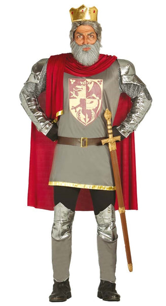 Knight king costume