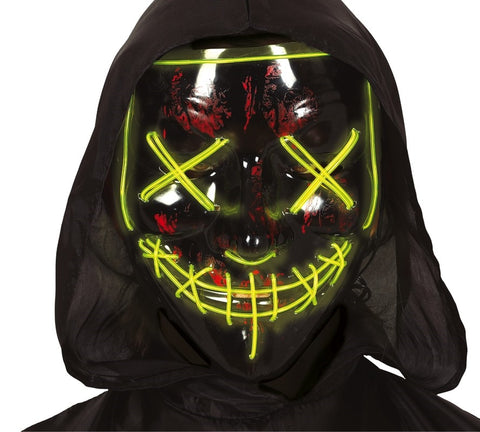 Black LED Purge Mask