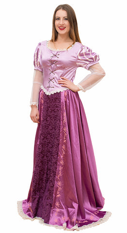 Ladies Rapunzel costume