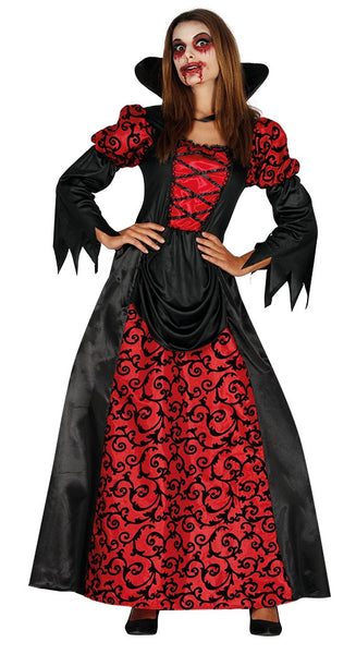 Ladies vampire dress