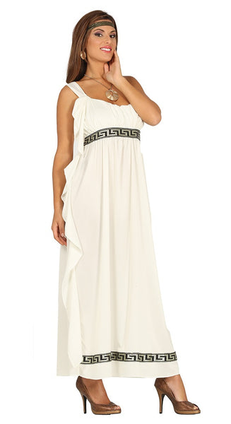 Long Greek goddess costume