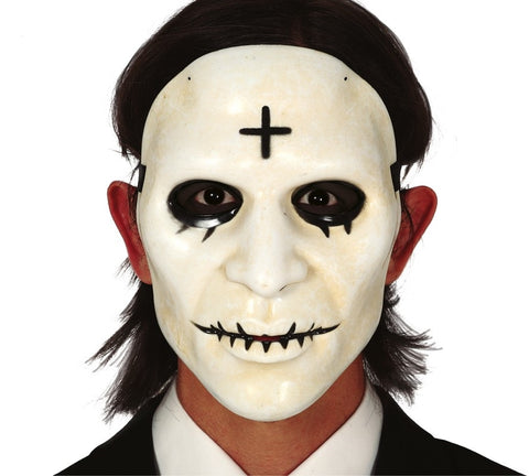 Male Purge 2 cross mask