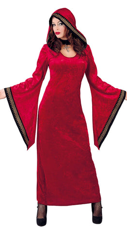 Red Melisandre costume