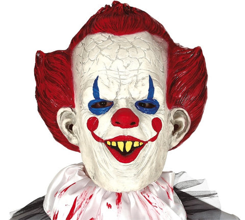 Latex Pennywise mask