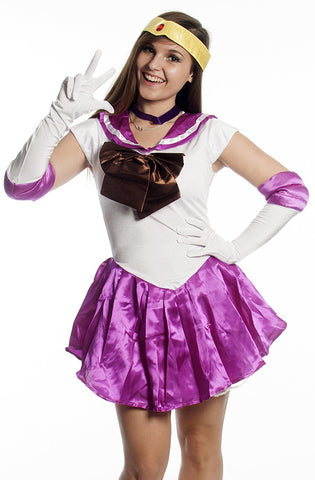 Sailor Moon Sailor Saturn costume