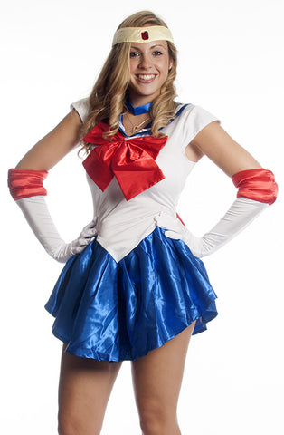 Sailor Moon Serena costume