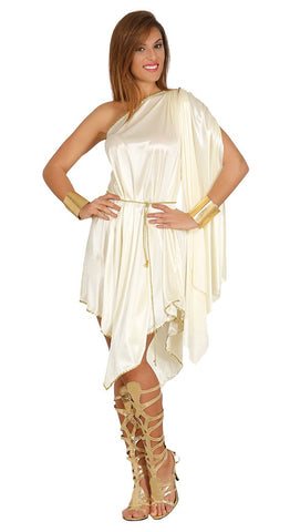 Short Greek goddess costume