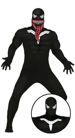 Adult men's Venom costume