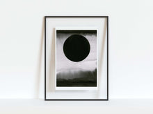 Load image into Gallery viewer, Black whole sun II