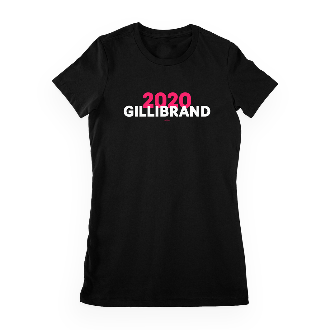 Gillibrand 2020 Fitted Tee