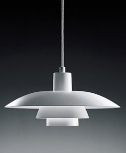 Ceiling lamp PH 4/3 by Louis Poulsen. Diam. 40cm/15