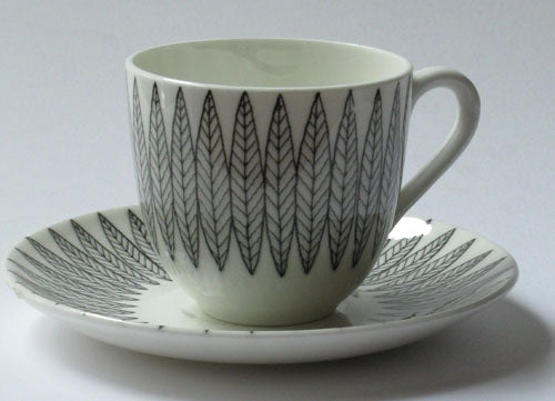 Coffee cup Salix by Gustavsberg