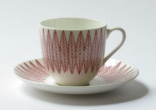 Coffee cup Salix by Gustavsberg. First year of production 1954. Out of stock.