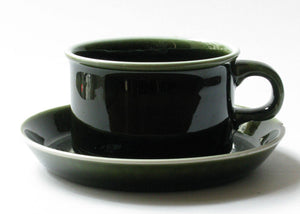 "Tea cup ""Vardag"" from Gustavsberg. First year of production 1955."