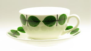 "Coffee cups ""Berså"" by Gustavsberg. First year of production 1962."