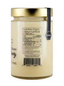 NATURAL RAW WILDFLOWER HONEY - 500G