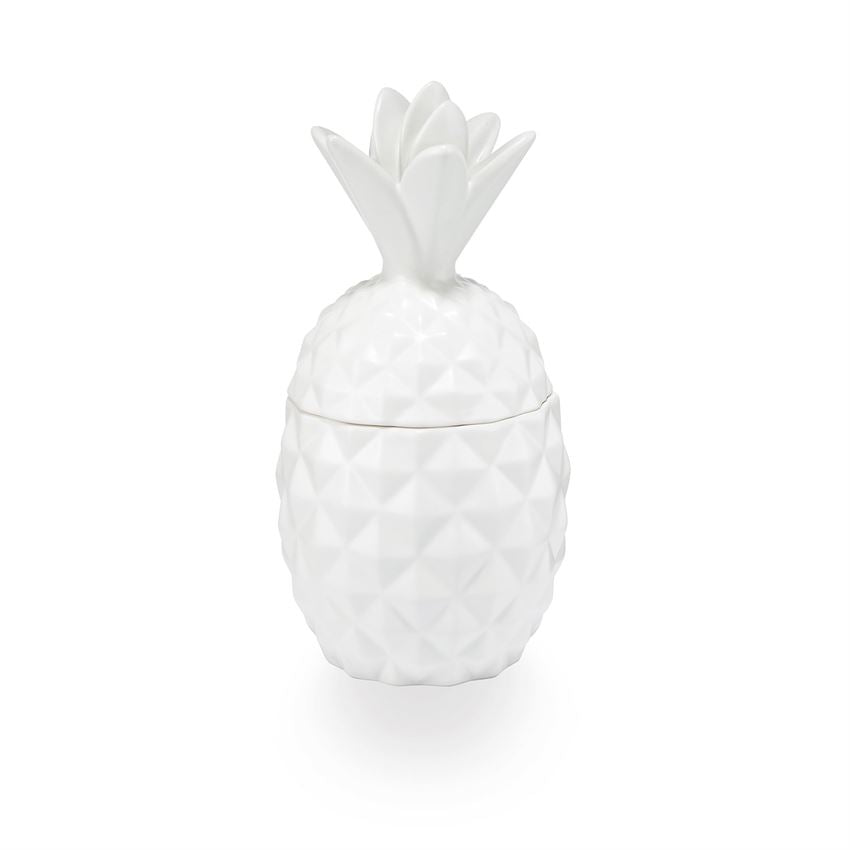 Ceramic Pineapple Candle Citrus Crush