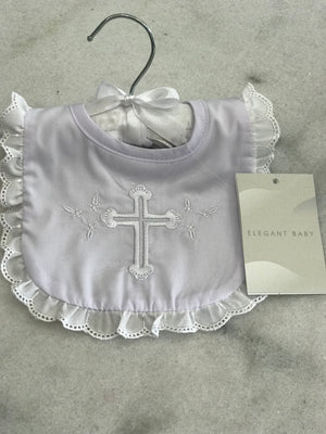 Christening Bibs Girls